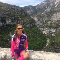 January 2018 Newsletter – Victory at Ironman Nice – How Yin Yoga Helped me Reach this Goal